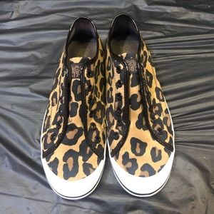 Coach slip on sneakers size 8